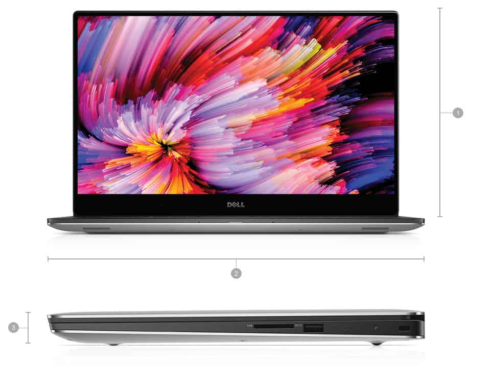 Dell XPS 15 9560 (1)