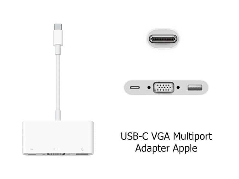 Cổng chuyển VGA apple