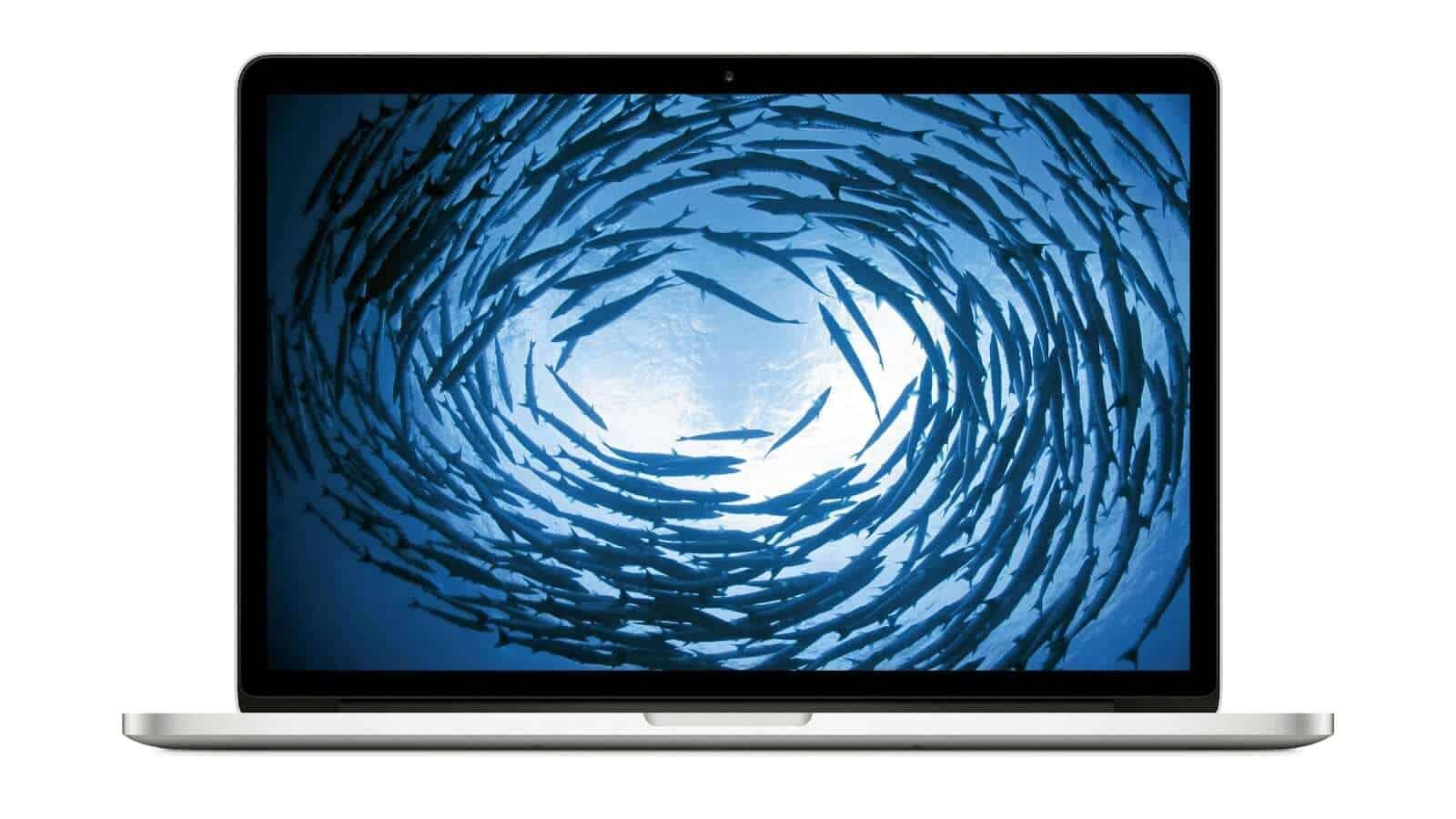 cấu hình macbook pro retina 2012 13 inch