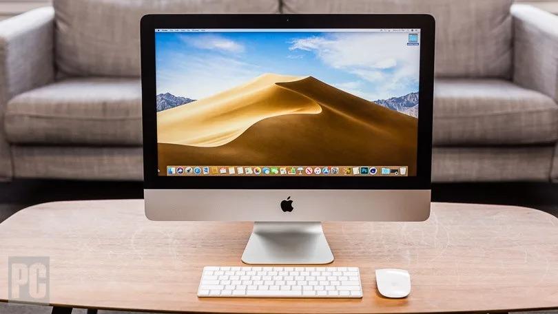 iMac 21.5 inch 2013 and magic mouse, magic keyboard