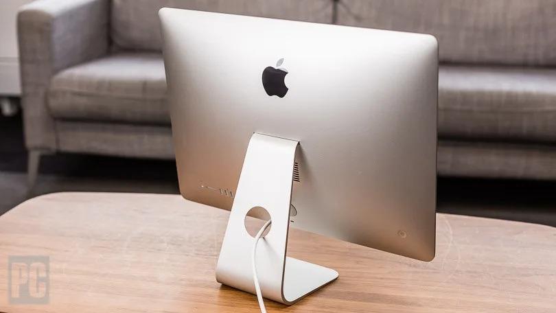 mặt sau iMac 21.5 inch 2013