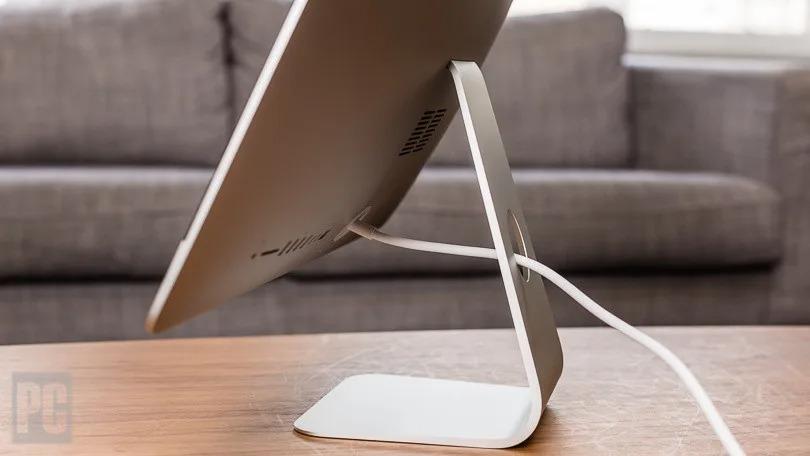 nhìn nghiêng iMac 21.5 inch 2013