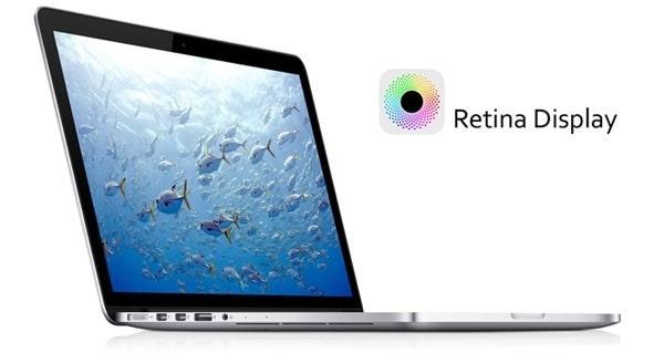 màn hình macbook pro retina me865