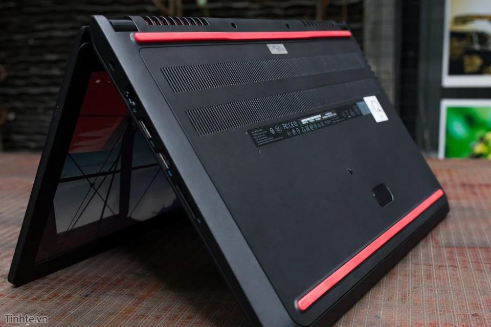 Dell Inspiron 7559 lật úp