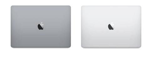 Mau sac MacBook Pro 2018
