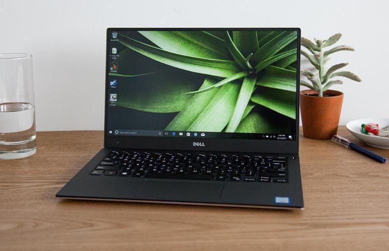 Hiệu năng trên Dell XPS 9360