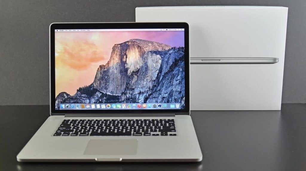 MacBook Pro 2015 15 Inch  MJLT2