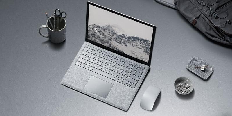 MSSurface Laptop Platinum