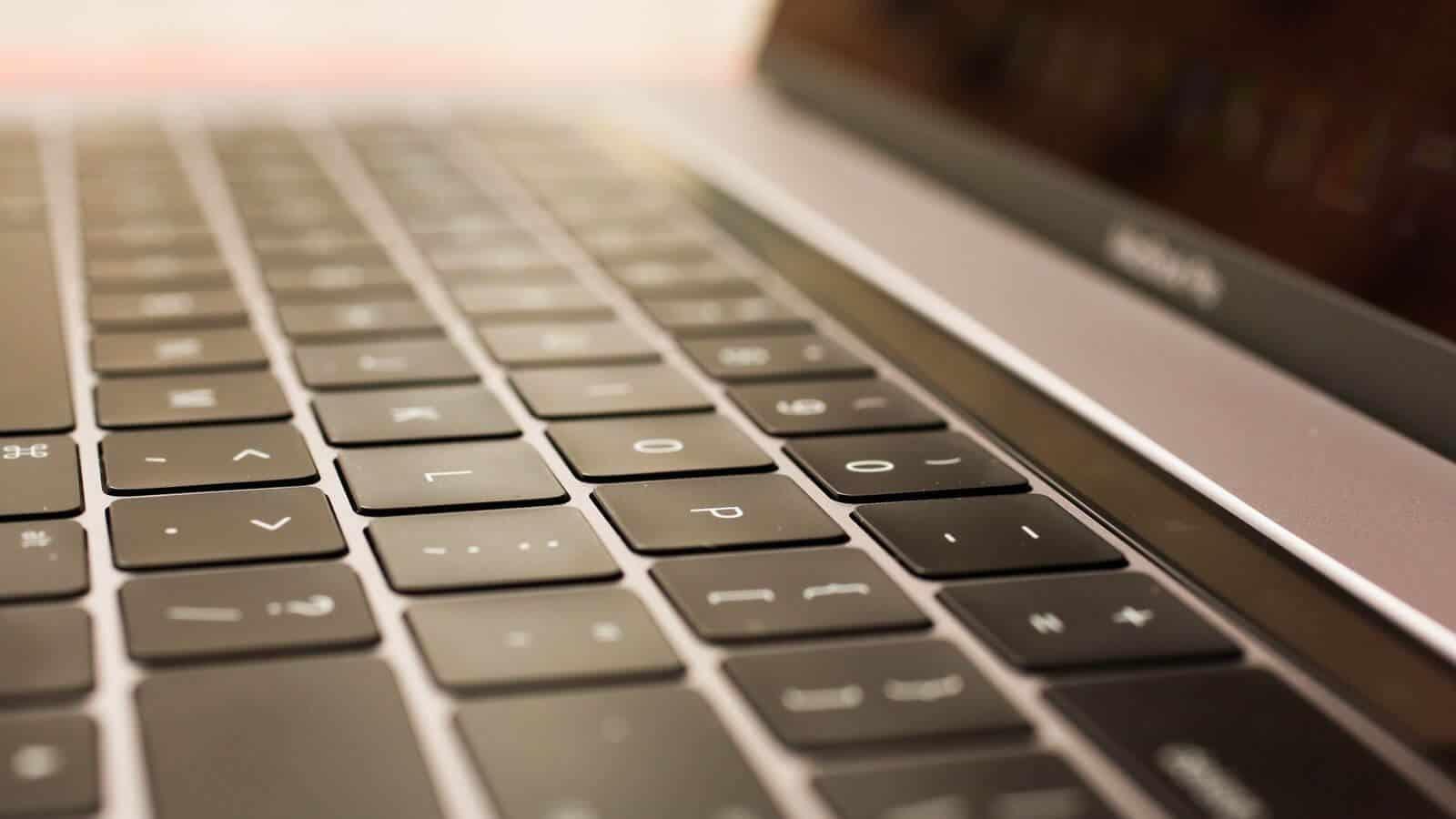 Macbook Pro 2019 MUHN2 sở hữu bàn phím Butterfly phiên bản đời thứ 4