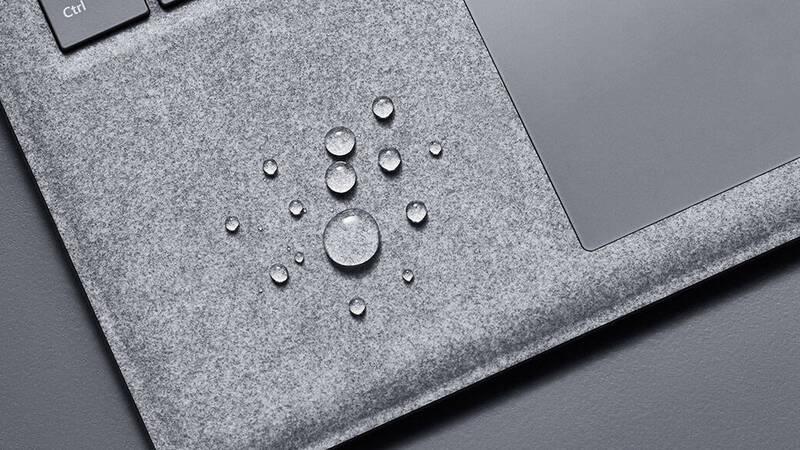 Surface Laptop Alcantara fabric