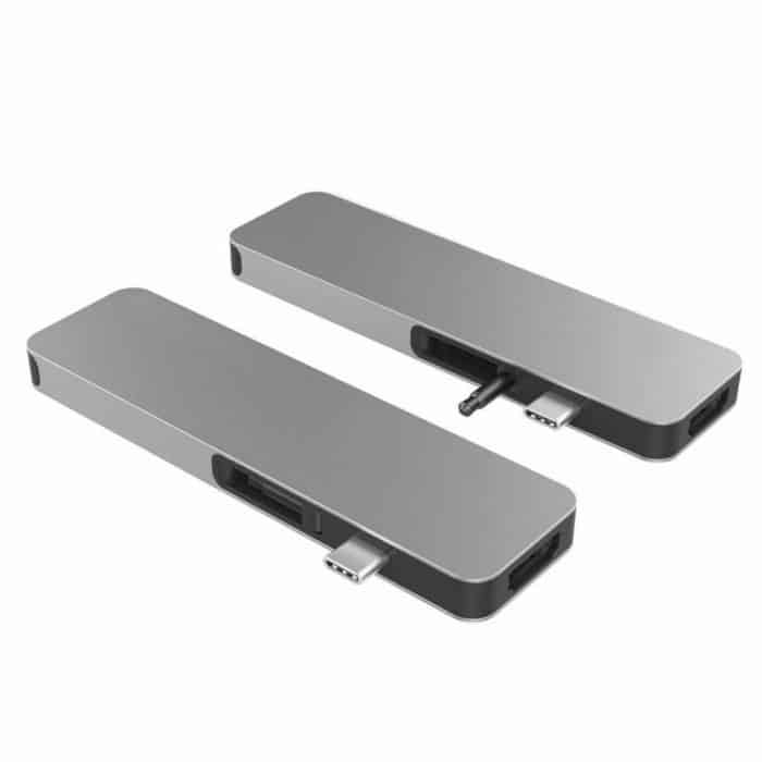 HyperDrive SOLO 7 in 1 USB C Hub MacBook PC devices 3 700x700