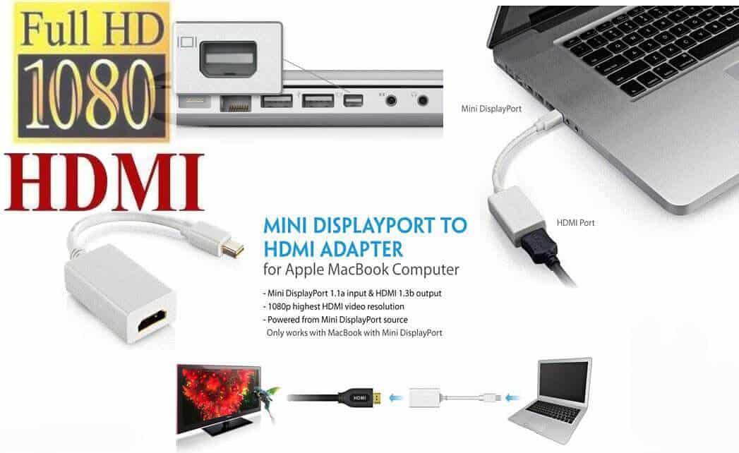 Thunderbolt 2 to HDMI