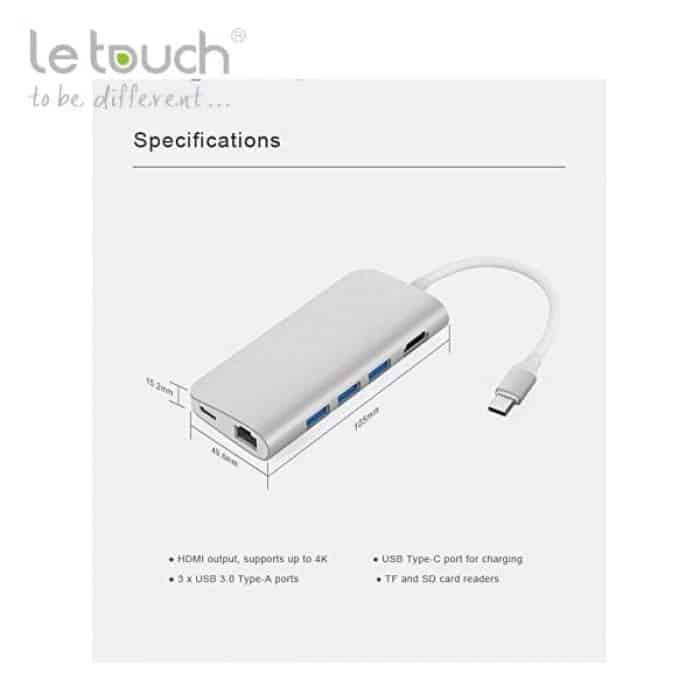 Hub letouch