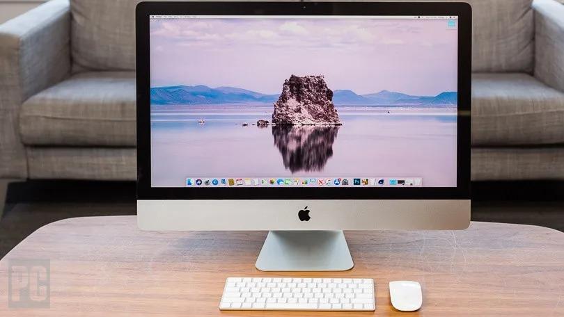 iMac 27inch 2013, magic mouse và magic keyboard