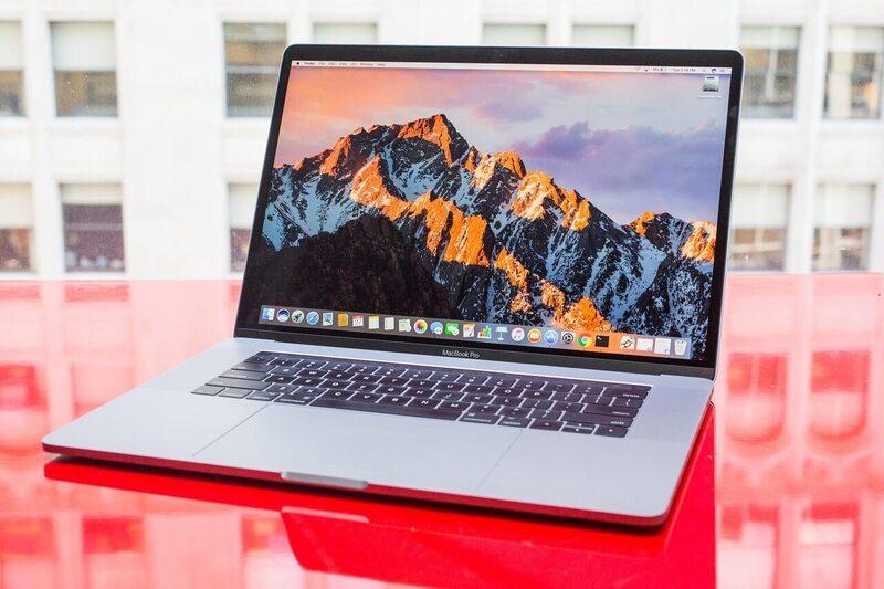 MacBook Pro 15 inch 2017