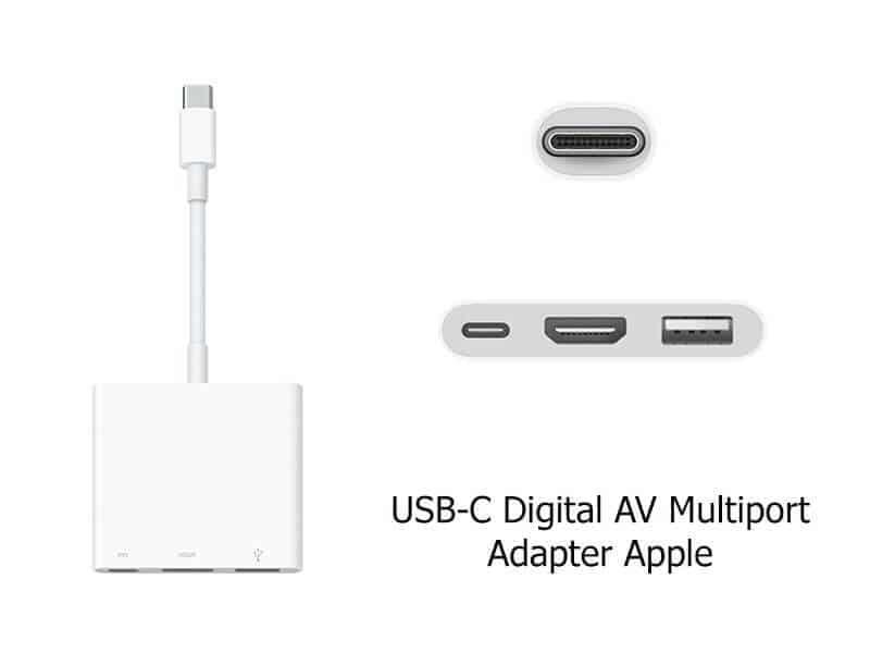 Cổng chuyển HDMI Apple