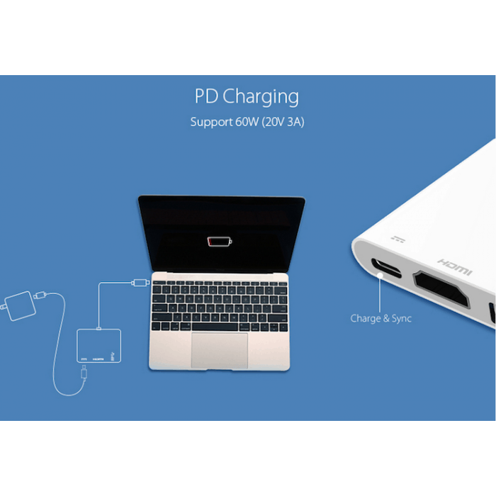 USB C to USB 3.0 prolink