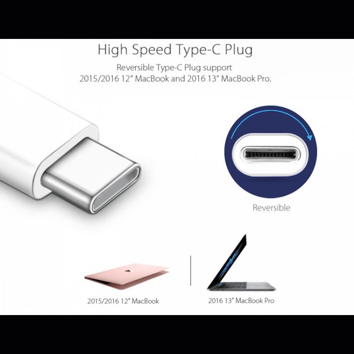 USB type C to USB 3.0 prolink