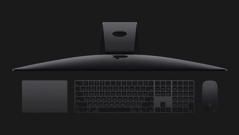 iMac Pro và phụ kiện