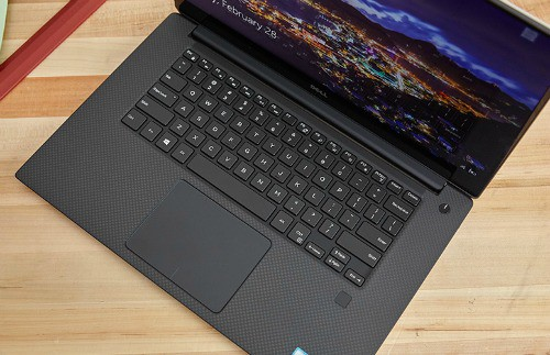 ban phim va touchpad dell xps 9560