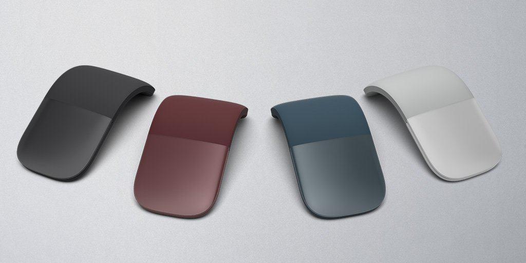 Surface Arc Mouse 2017