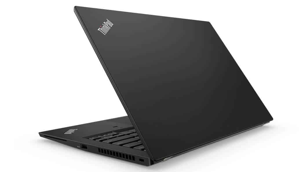 thinkpad t480s phiên bản màu đen