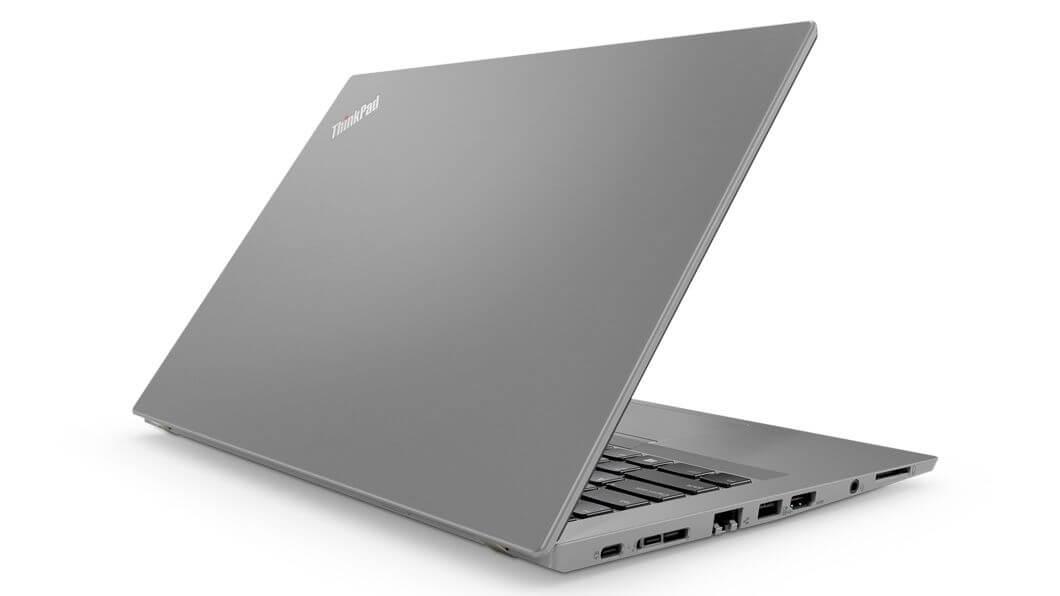 Lenovo ThinkPad T480s phiên bản màu Silver