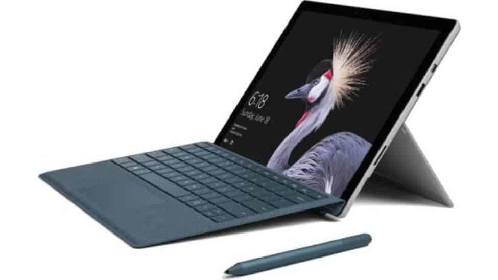 Bàn phím và bút Surface Pro 2017
