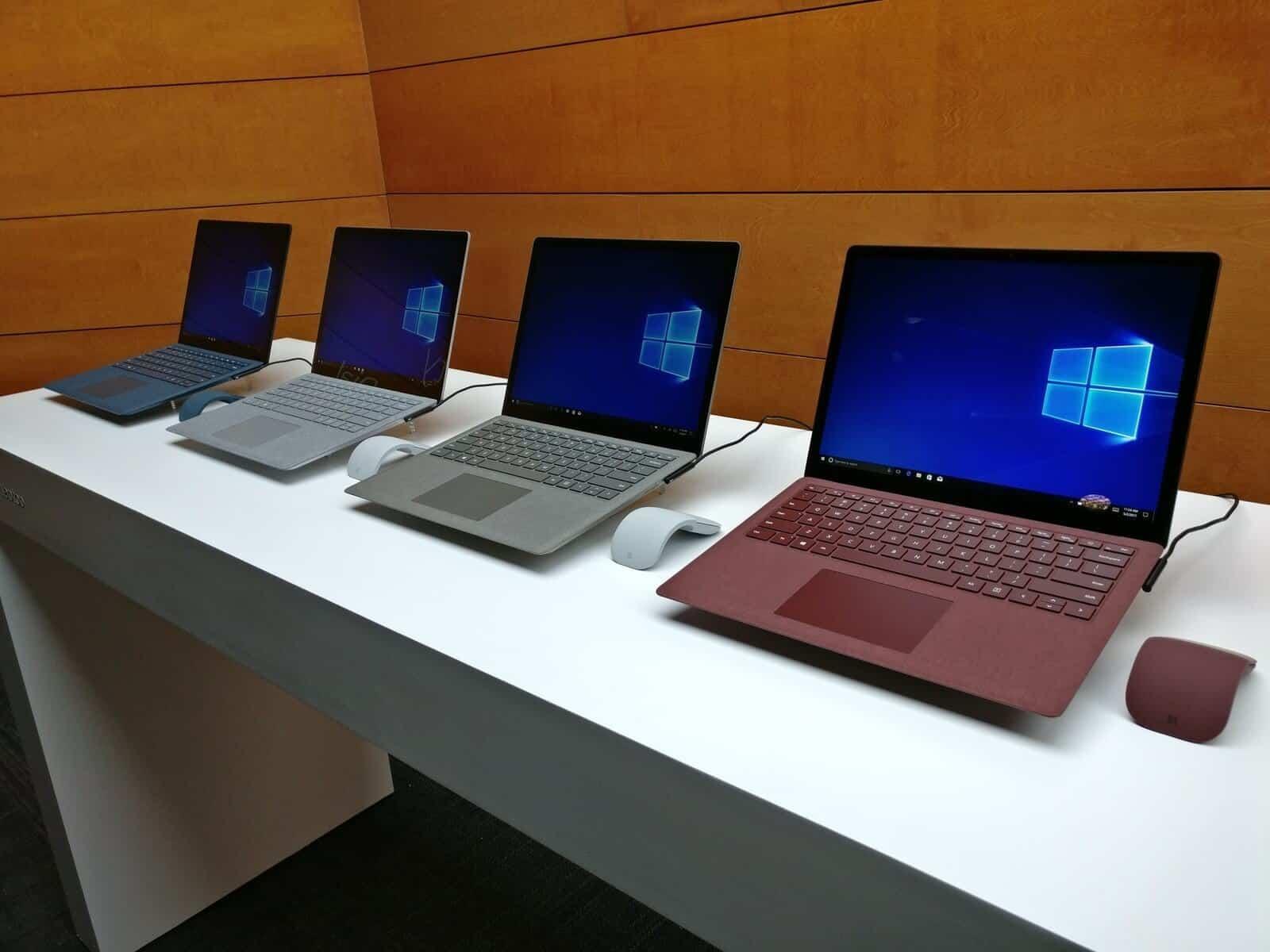 ở đâu bán Surface Laptop uy tín