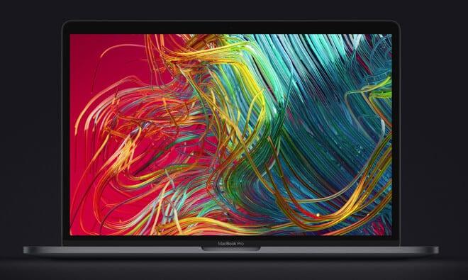 laptopvang.com - mành hình true tone trên MacBook Pro 2018