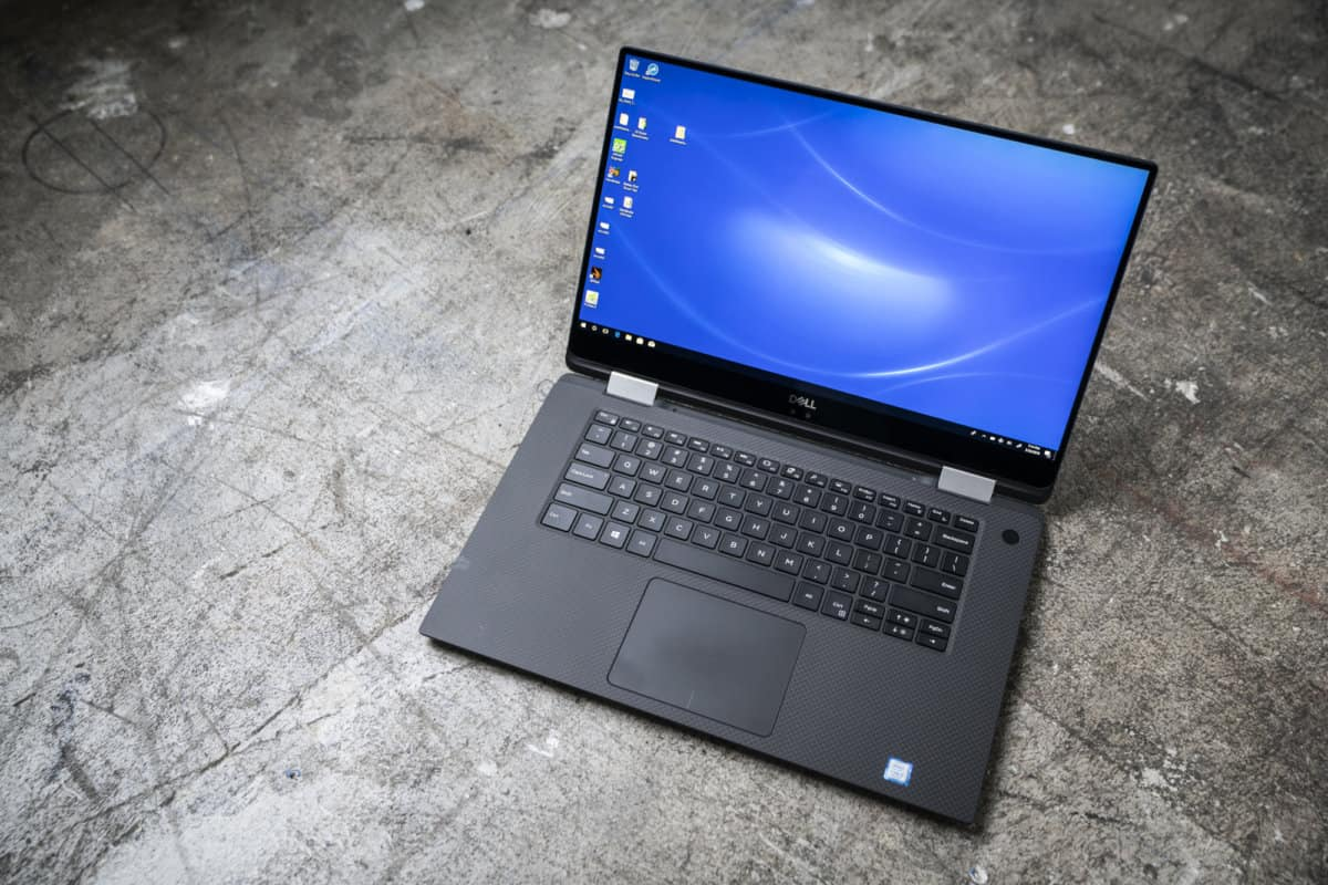 laptop dell 9575 15 inch