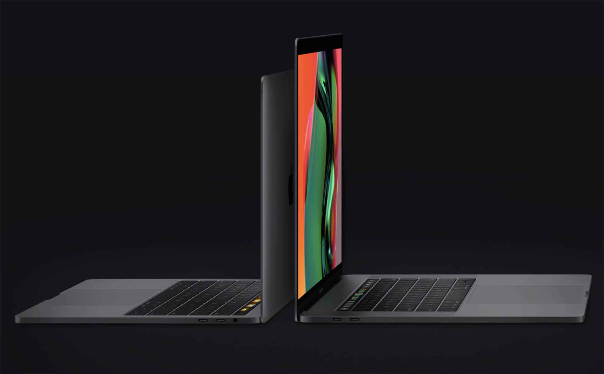 "Tính năng ""hey Siri"" MacBook Pro 2018 MR962"