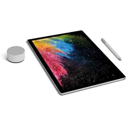 Camera của Surface Book 2