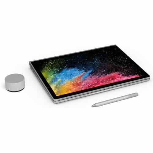 Màn hình Surface Book 2