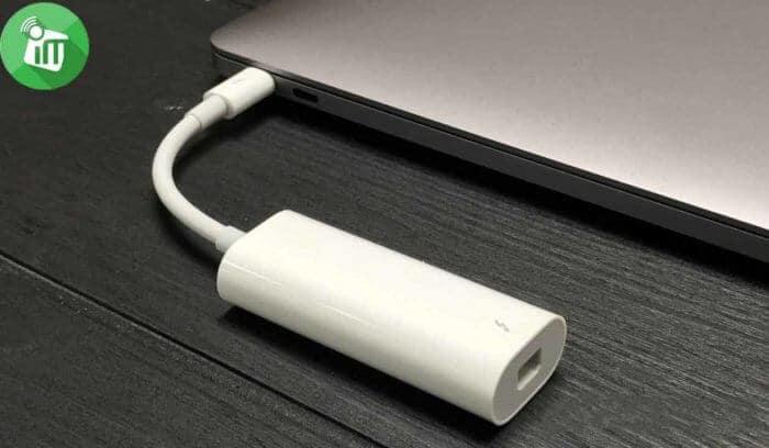 Cáp chuyển Thunderbolt 3 to Thunderbolt 2 Apple