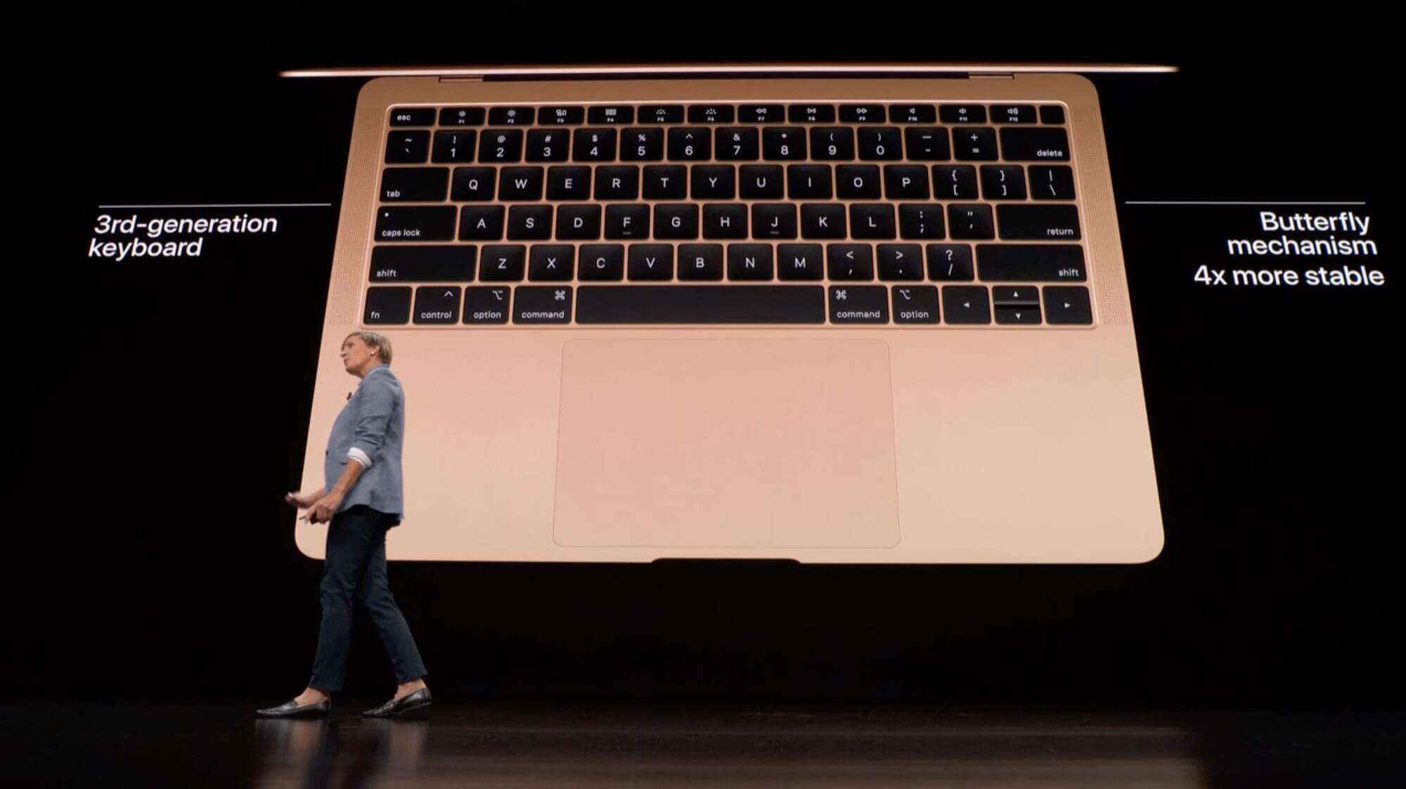 ban phim macbook air 2019