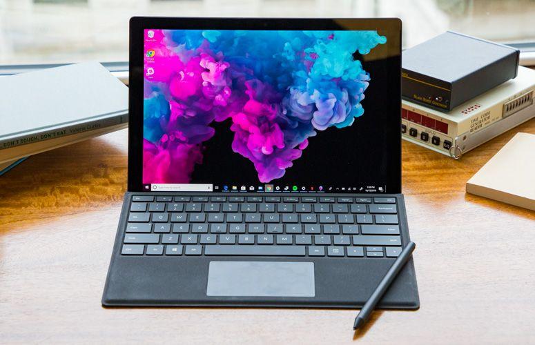 Microsoft 12.3″ Surface Pro 6
