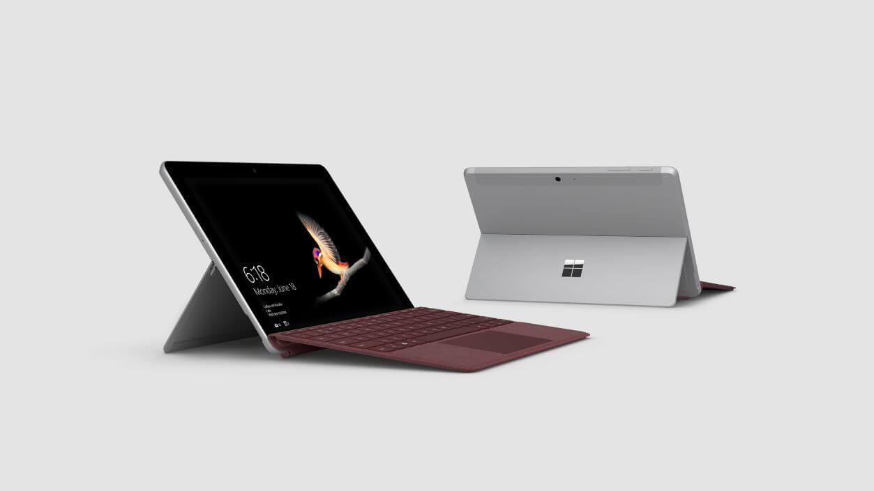 Bàn phím Surface Go Signature