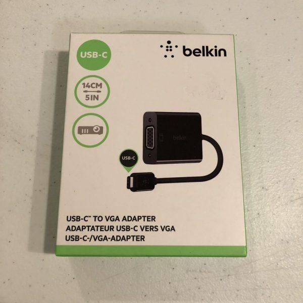 Vga Adapter Belkin