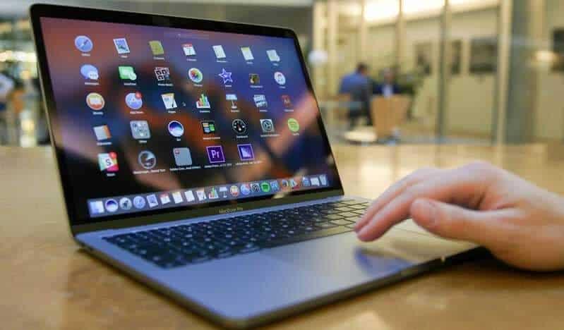 """Cấu hình """"ĐỈNH"""" của MacBook Pro 2019 MV942"""