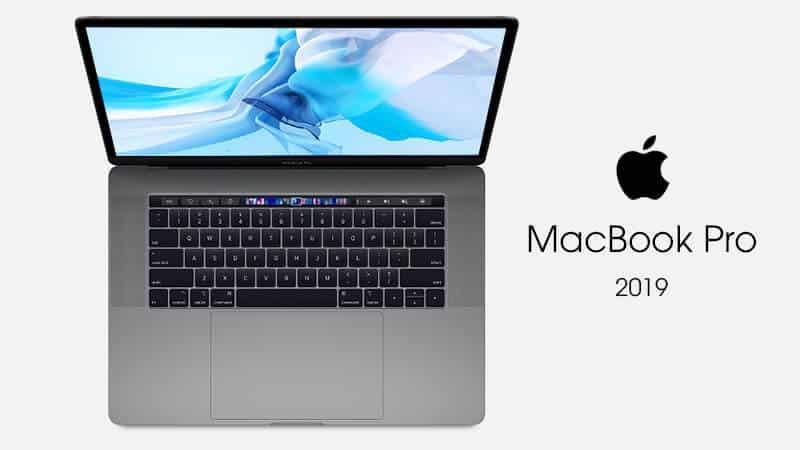thiết kế macbook pro 2019 15 inch
