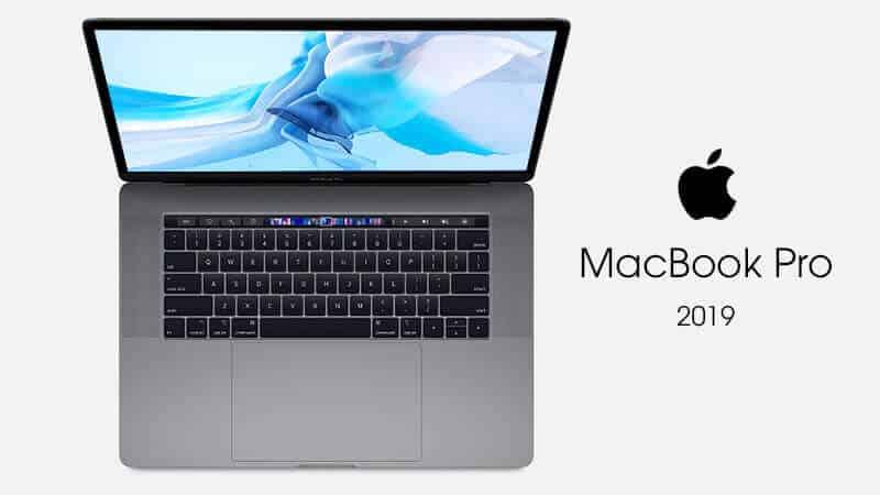 Thiết kế tinh tế đầy sang trọng của MacBook Pro 2019 MV942