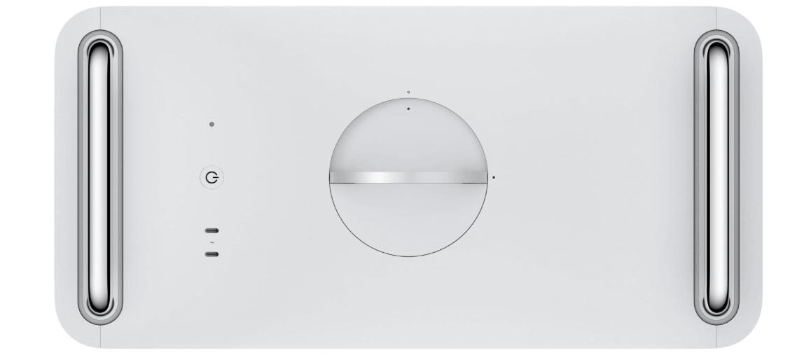 laptopvang.com mac pro 2019 - mặt trên