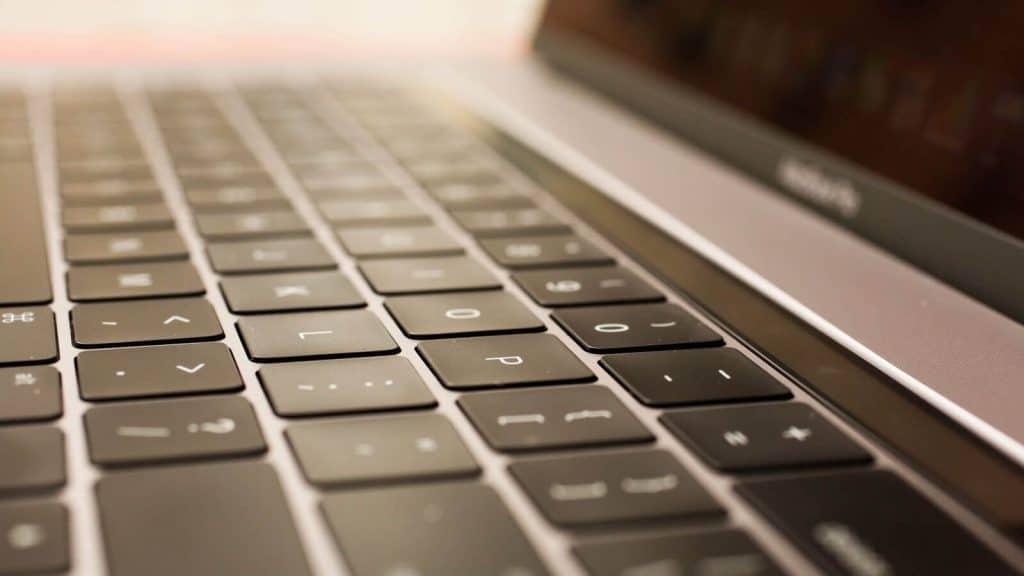 Macbook Pro 2019 MUHP2 sở hữu bàn phím Butterfly phiên bản đời thứ 4