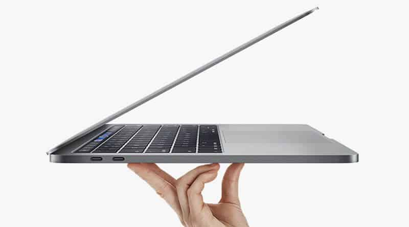 Thiết kế của MacBook Pro 2019 MUHP2