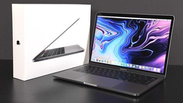Thông số kỹ thuật Macbook Pro 2019 13 inch MUHN2