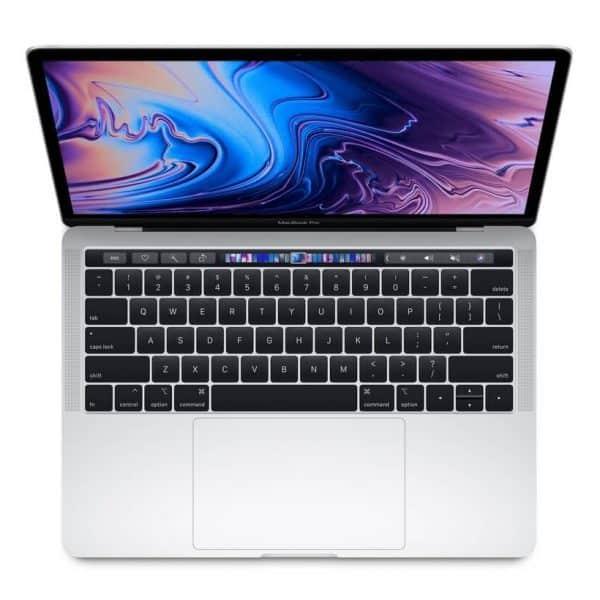 macbook pro 2019 13inch silver