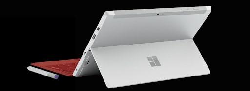 Camera mà Microsoft đã trang bị cho Surface 3 rất hiện đại