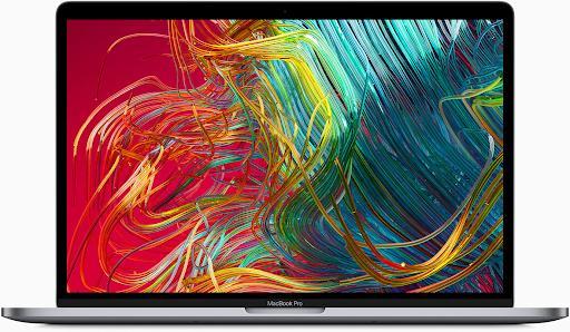 Màn hình Macbook luôn được đánh giá rất cao về màu sắc