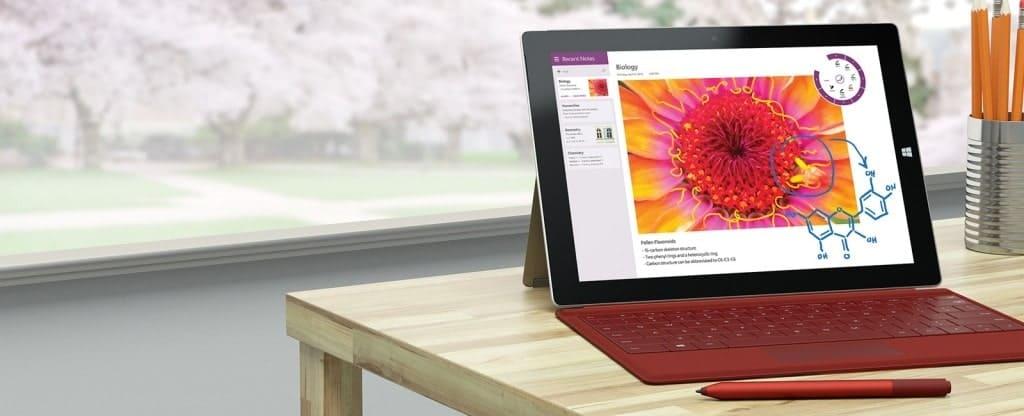 Surface 3 được trang bị màn hình ấn tượng